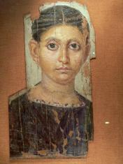 Portrait du fayoum