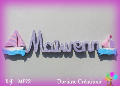 Prenom bois maiwenn