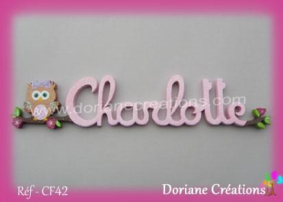 Prenom charlotte