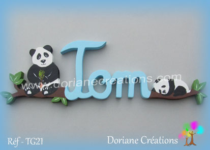 Prenom tom pandas