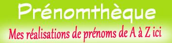 Prénomthèque