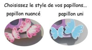 Style papillons