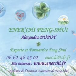 carte de visite Feng shui