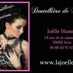 carte de visite N°1  La Joëllerie -2012
