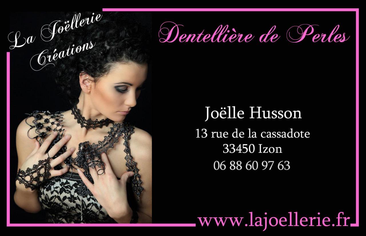 carte de visite N°2La Joëllerie -2012