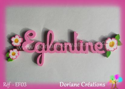 prénom bois églantines Eglantine