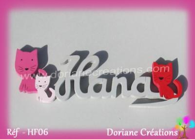 prenom-bois-Hana-avec-chat