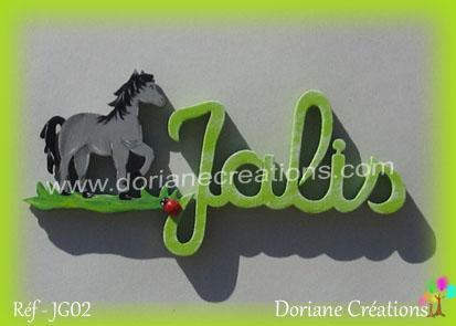 Prénom-bois-Jalis-cheval