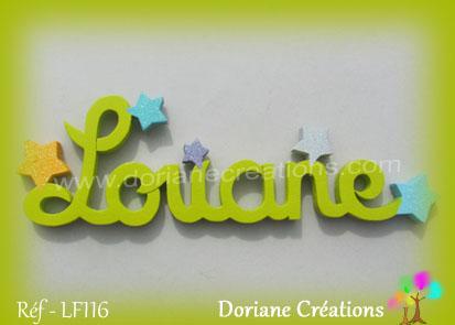 prénom-bois-Louane-étoiles
