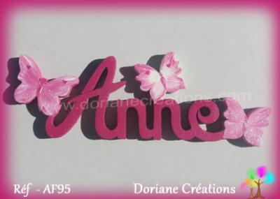 prénom bois Anne
