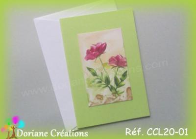 carte roses roses 10x15