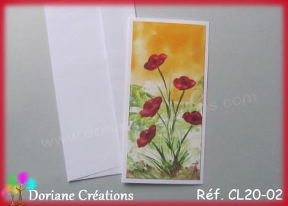 Cl20 02 carte peinte a la cire