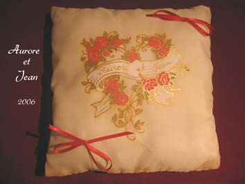 "Collection ""Roses de coeur"""