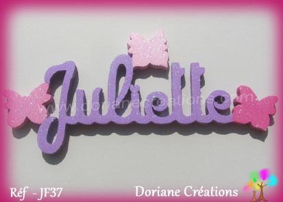 Juliette prenom bois