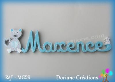 prénom bois Maxence -1