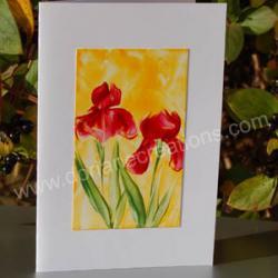carte classique iris