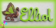 Plaque de porte prenom lettres bois dragon