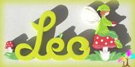 Plaque de porte prenom lettres bois lutin sur champignon