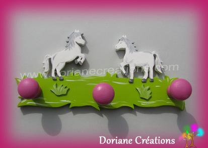 Porte mantea chevaux
