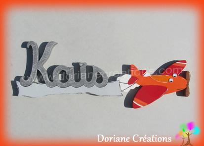 Prenom bois avion 4 lettres