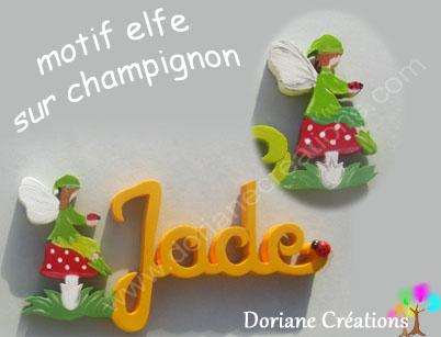 Prenom bois elfe champignon