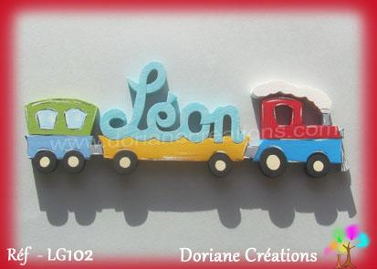 Prenom bois leon train 1