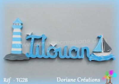 prénom bois Titouan