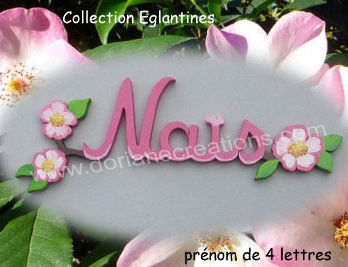 Prenom eglantines 4l