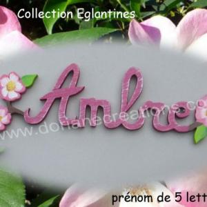 Prenom eglantines 5l