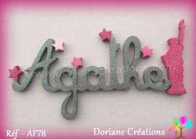 prénom bois Agathe -1