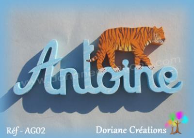 prénom bois Antoine