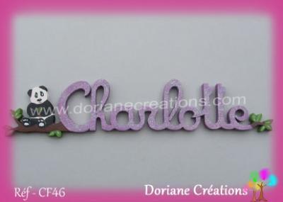 prénom bois Charlotte