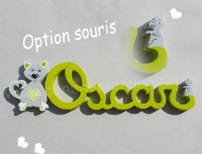 Option souris