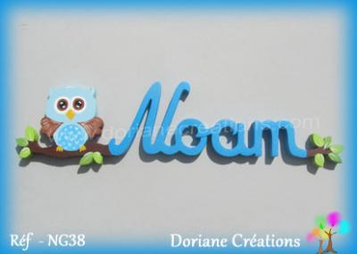 prénom bois Noam