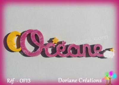 prénom bois Océane -2