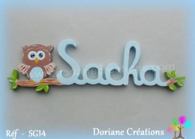 prénom bois Sacha