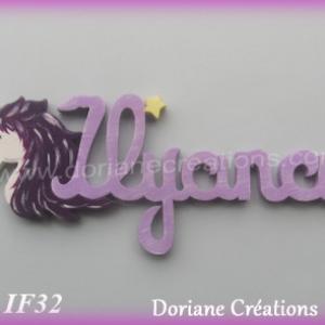 Prenom ilyana licorne
