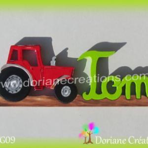 Prenom tom tracteur 2