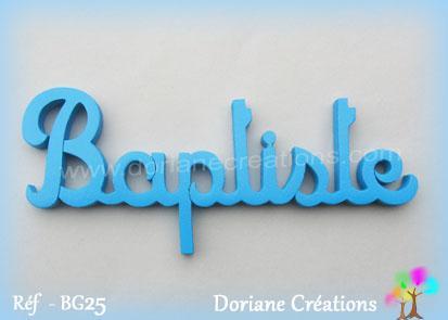 Prenombois baptiste
