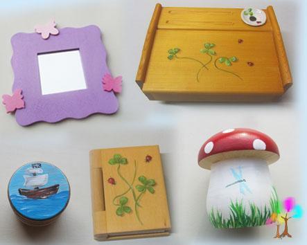 Prenombois boutique objet bois