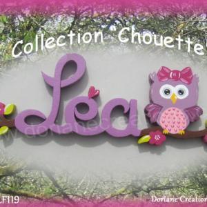Prenombois chouette 3l