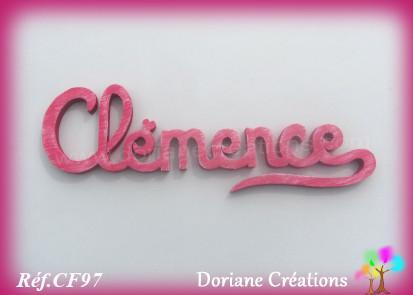Prenombois clemence signature