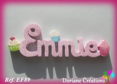 Prenombois emmie avec cupcakes 1