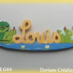 Prenombois grenouille louis