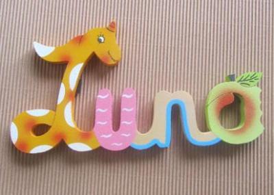 Prénom lettres en bois Luna