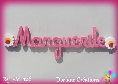 Prenombois marguerite