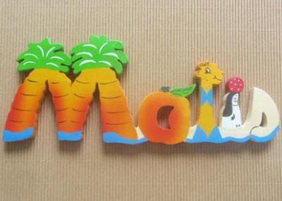 Prénom lettres en bois Matis