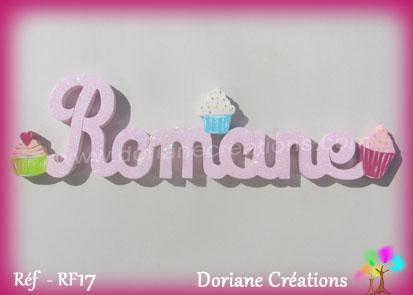 Prenombois romane cupcakes