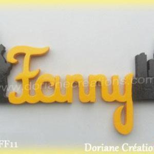 Prenombois statue de la liberte fanny