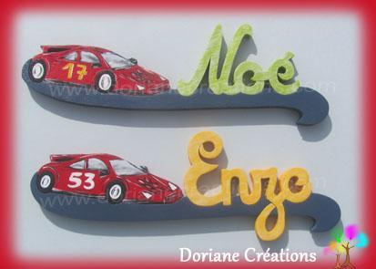 Prenombois voiture de course 1